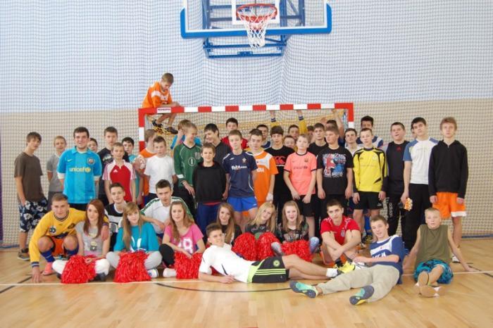 Mistrzostwa Gimnazjum whalowej piłce nożnej