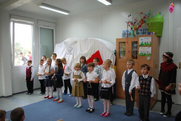 Ślubowanie klasy I