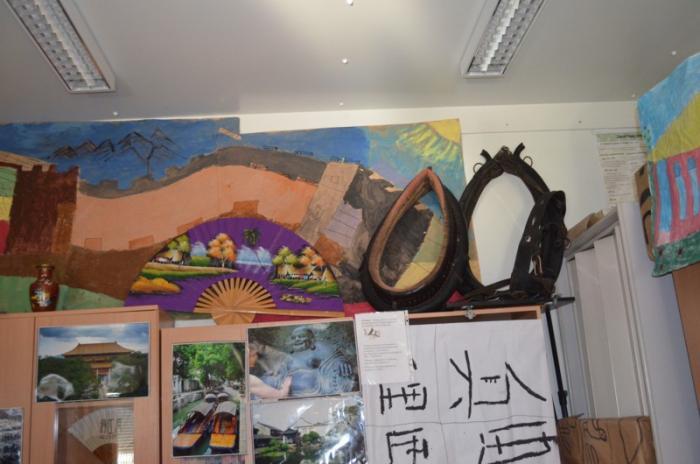 Chiny – wystawa