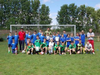 Turnieje piłki nożnej chłopców szkoły podstawowej