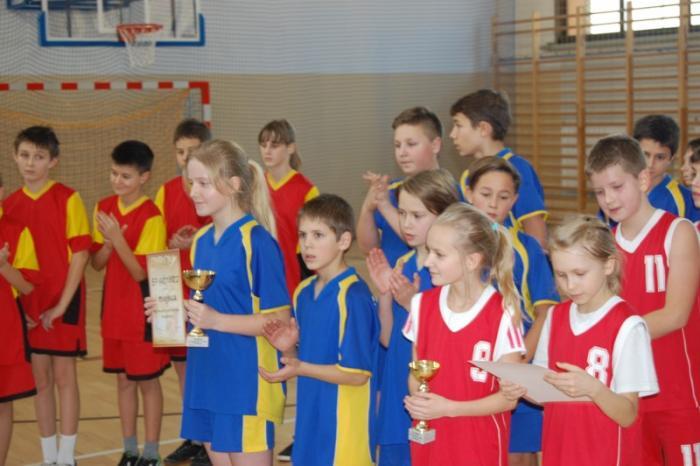 Turniej Gwiazdkowy wpiłce koszykowej