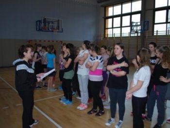 Mistrzostwa Gimnazjum wpiłce koszykowej dziewcząt