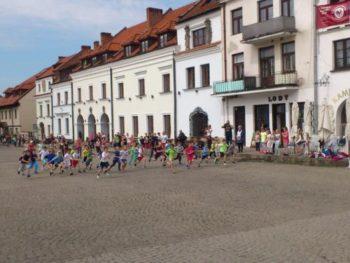 Biegi uliczne wKazimierzu Dolnym