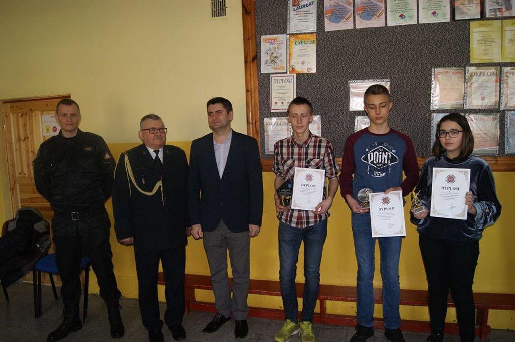 Ogólnopolski Turniej Wiedzy Pożarniczej 2018
