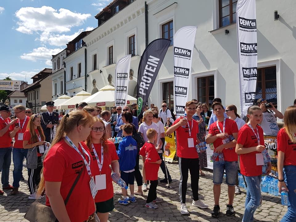 Festiwal Biegowy im.Jana Pawła II