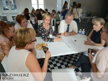 Kierunki rozwoju edukacji wGminie Kazimierz Dolny