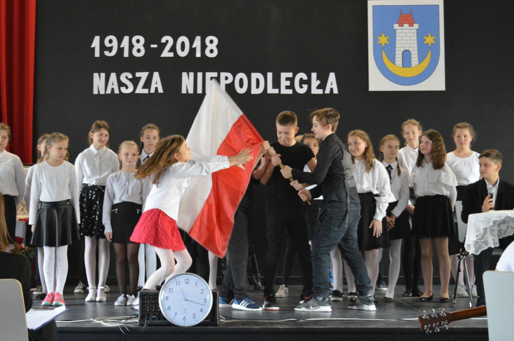 100-lecie odzyskania niepodległości przezPolskę