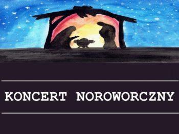 Zapraszamy nacharytatywny koncert noworoczny