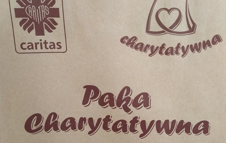 Paka Charytatywna naWigilię dla bezdomnych