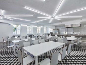 Konkurs ofert nanajem pomieszczeń iwyposażenia kuchni orazprowadzenie stołówki szkolnej