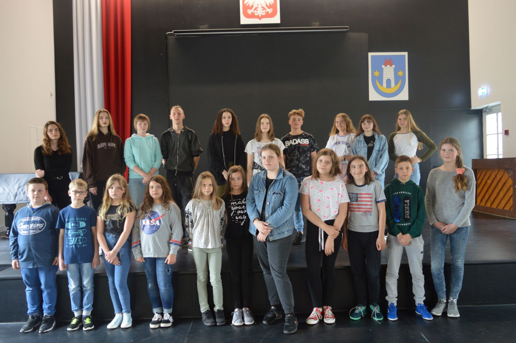 Szkolny Konkurs oTytuł Mistrza iWicemistrza Ortografii 2019