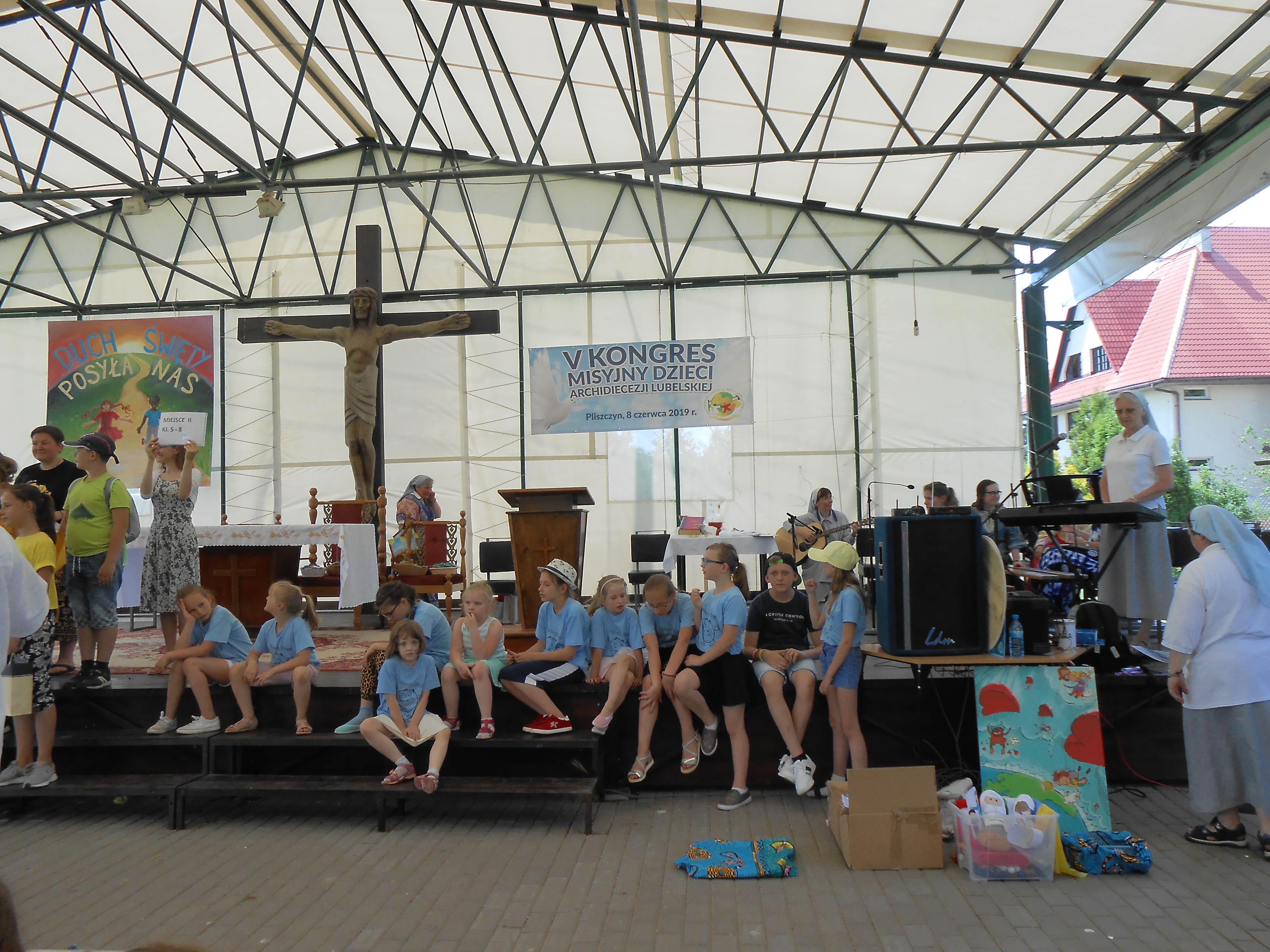 V Kongres Misyjny Dzieci Archidiecezji Lubelskiej