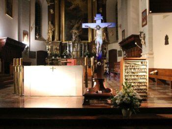 Lekcje religii przy Krzyżu Trybunalskim