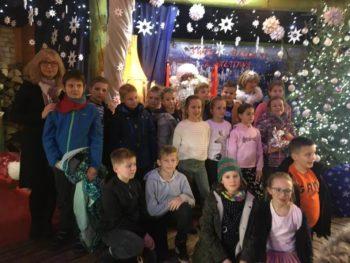 Wycieczka dowioski św.Mikołaja