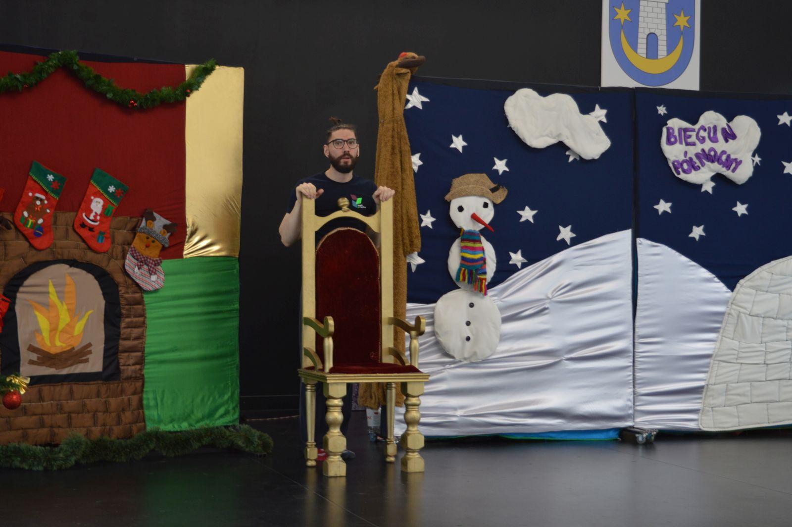 Magiczny świat teatru