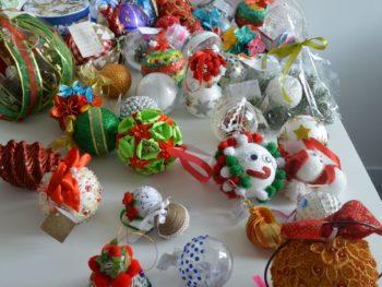 Konkurs nawykonanie bombki świątecznej
