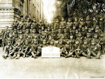 Zapomniani – niezapomniani Błękitni Saperzy 1920 roku