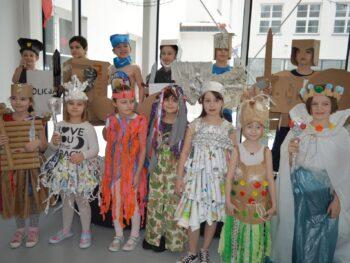 Pokaz mody ekologicznej